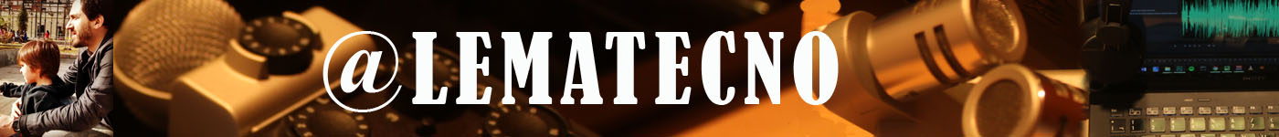 @Lematecno – El Blog de Gustavo Lema