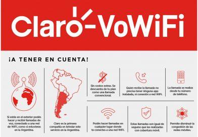 #Celulares: tu línea vía wifi con la app de Claro
